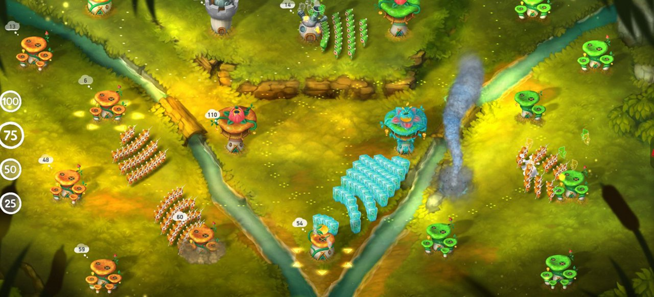Mushroom Wars 2 (Strategie) von Zillion Whales