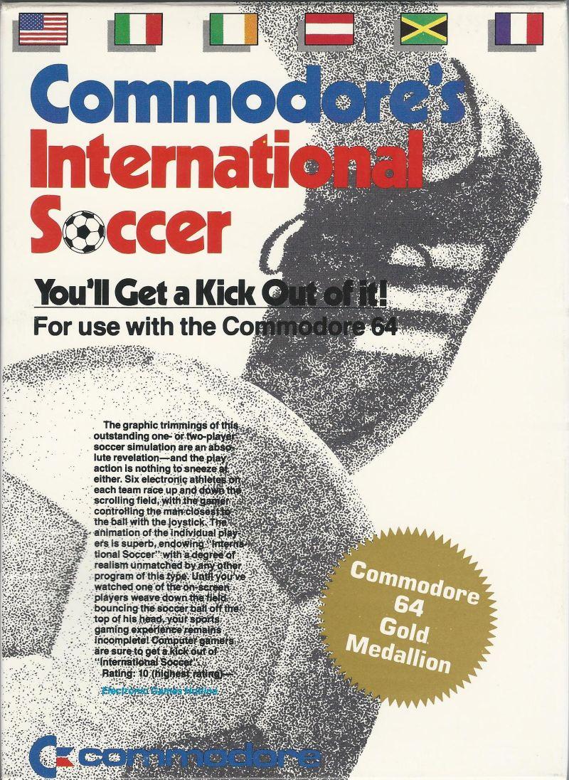 Alle Infos zu International Soccer (PC)