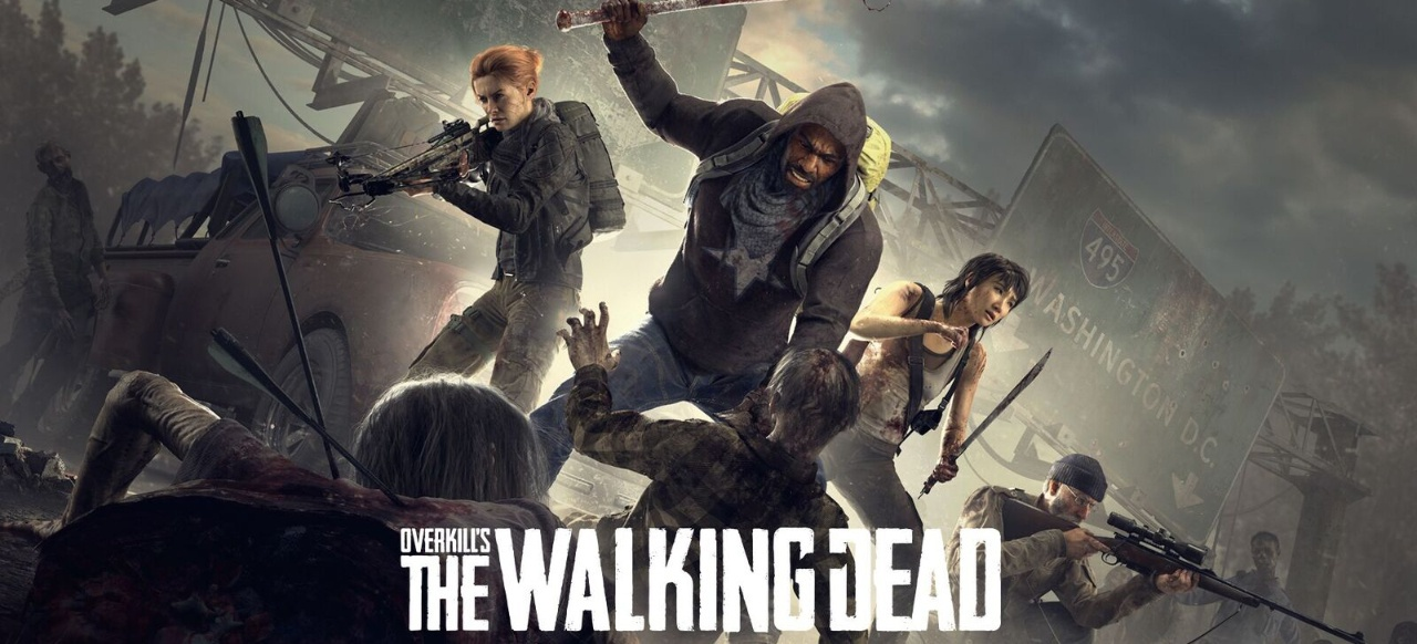 Overkill's The Walking Dead (Shooter) von Starbreeze Studios