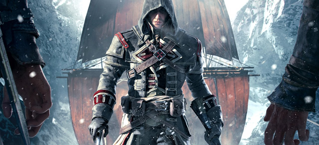 Assassin's Creed Rogue (Action) von Ubisoft