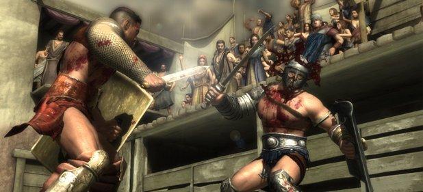 Spartacus Legends (Action) von Ubisoft