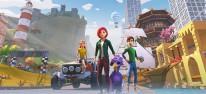 Ylands: Sandbox-Abenteuer in einer Low-Polygon-Welt von Bohemia Interactive