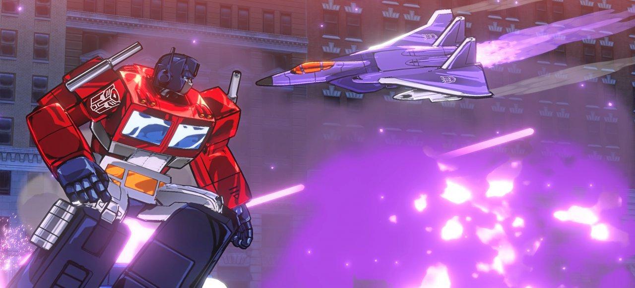 Transformers: Devastation (Action) von Activision Blizzard