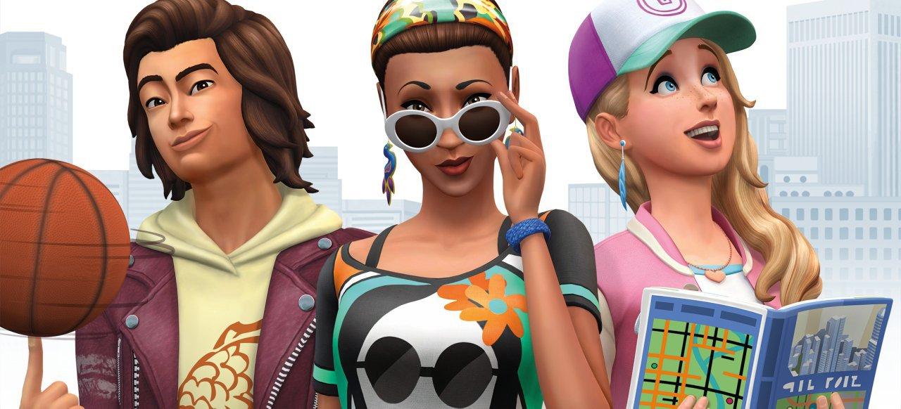 Die Sims 4: Großstadtleben (Simulation) von Electronic Arts