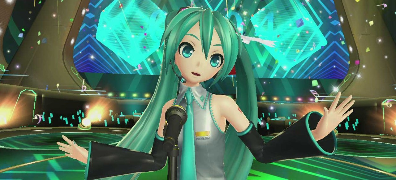 Hatsune Miku: VR Future Live (Geschicklichkeit) von SEGA