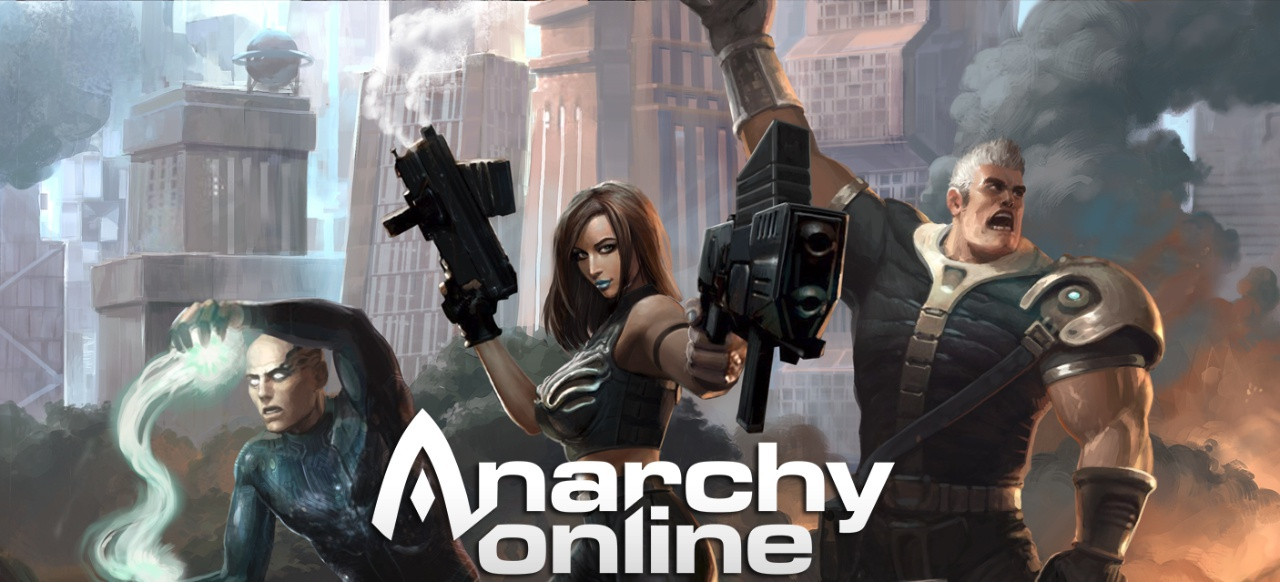 Anarchy Online (Rollenspiel) von