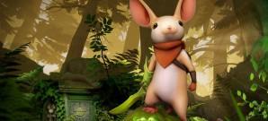 Kleine Maus auf großer Wanderschaft