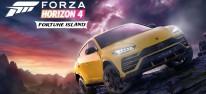 Forza Horizon 4: Fortune Island: Erste Erweiterung und viertes Update für das Hauptspiel veröffentlicht