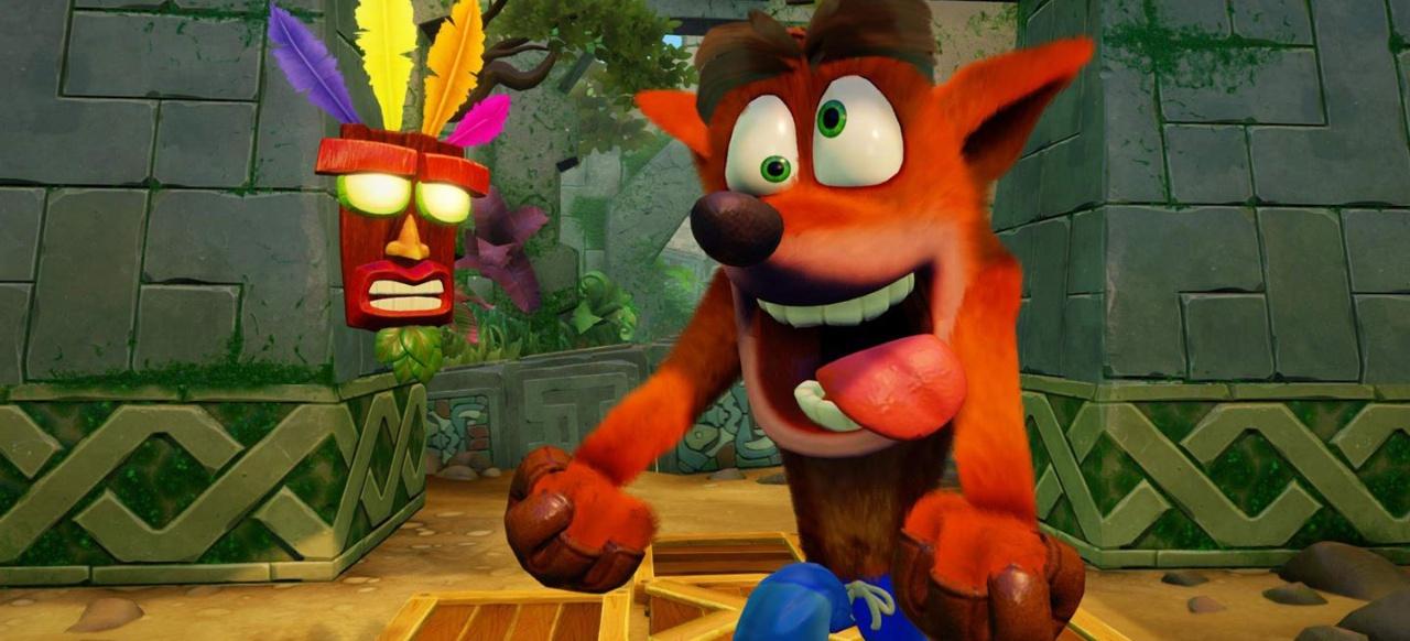 Crash Bandicoot N. Sane Trilogie (Geschicklichkeit) von Activision