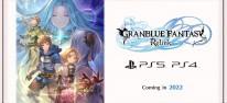 Granblue Fantasy Project Re: Link: Cygames bestätigt mehrsprachige Lokalisierungen des Action-Rollenspiels