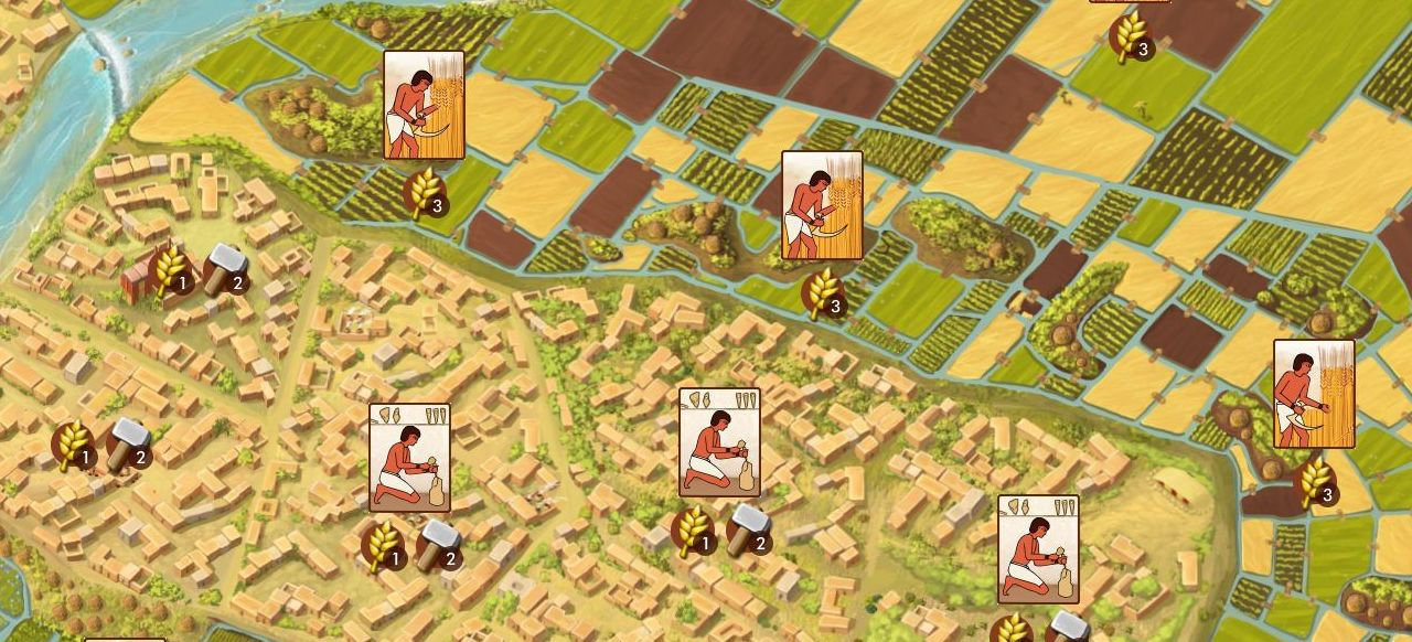 Pre-Civilization Egypt (Strategie) von Clarus Victoria