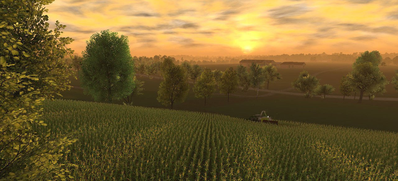 Cattle and Crops (Simulation) von