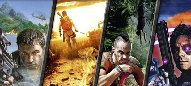 Far Cry: The Wild Expedition (Shooter) von Ubisoft