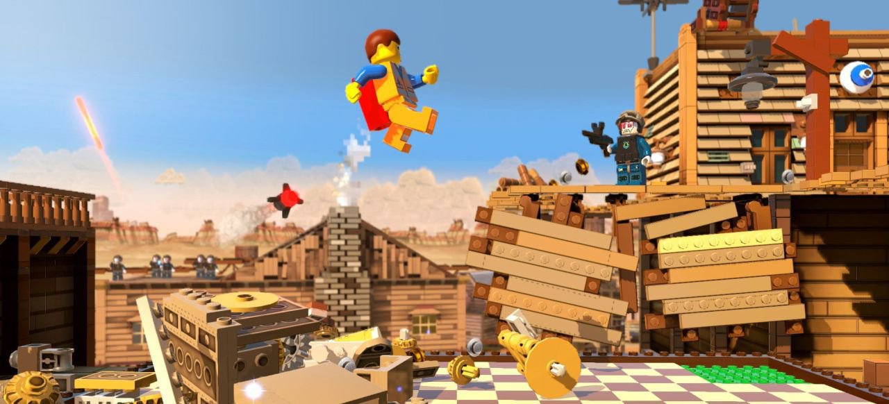 The Lego Movie Videogame (Action) von WB Games