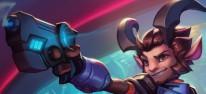 Icons: Combat Arena: Arcade-Prügelei im Stil der Smash Bros. erscheint im Juli im Early Access