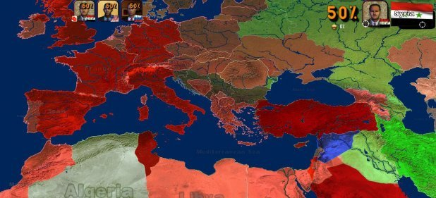 Politik Simulator 3 - Masters of the World (Strategie) von