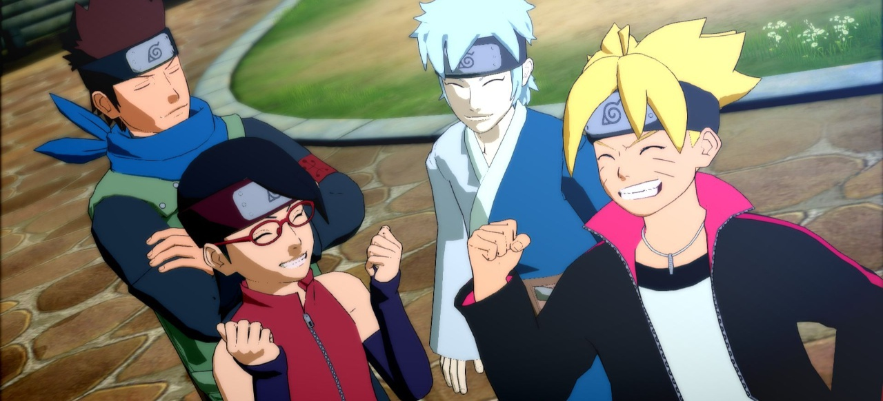 Naruto Shippuden: Ultimate Ninja Storm 4 - Road to Boruto (Action) von Bandai Namco