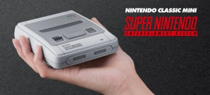 Super Nintendo Entertainment System mit 21 Spielen
