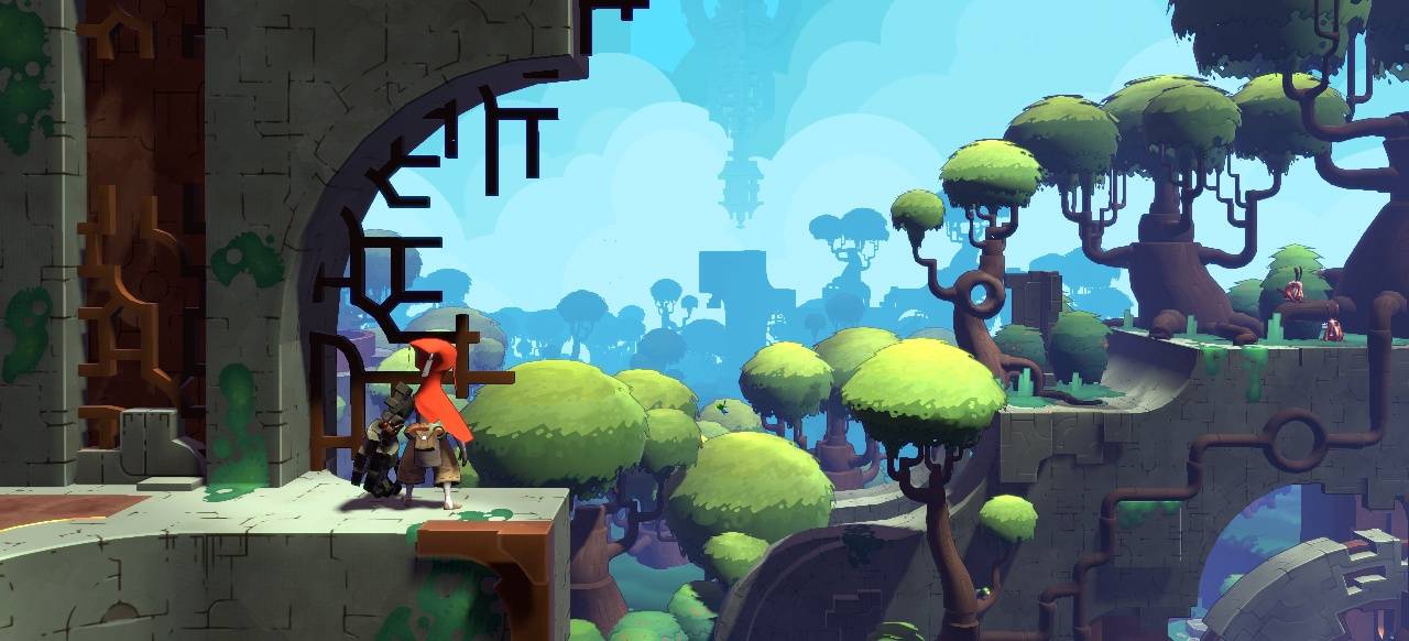 Hob (Action) von Runic Games / Sony