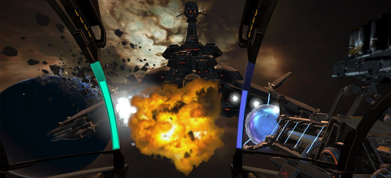 Gunjack 2: End of Shift (Action) von CCP Games