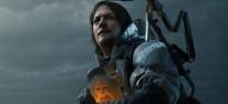 Hideo Kojima l�sst Spielewelt mit kryptischem Trailer r�tseln