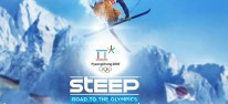 Steep: Road to the Olympics: Mit offizieller Lizenz der Olympischen Winterspiele 2018 in Pyeongchang