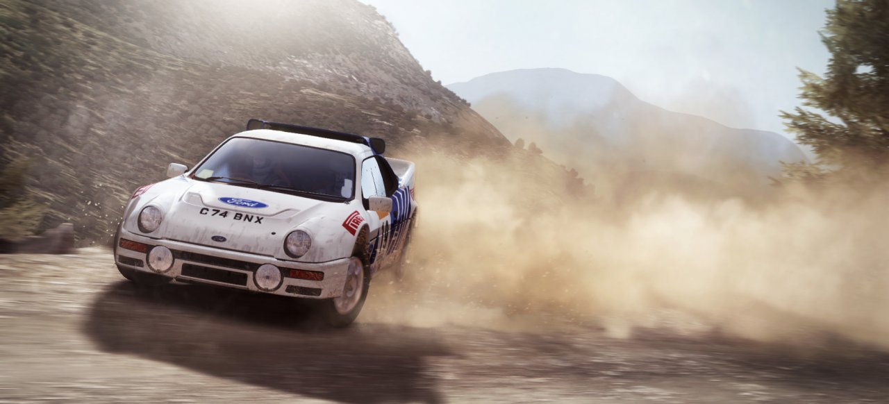 DiRT Rally (Rennspiel) von Codemasters