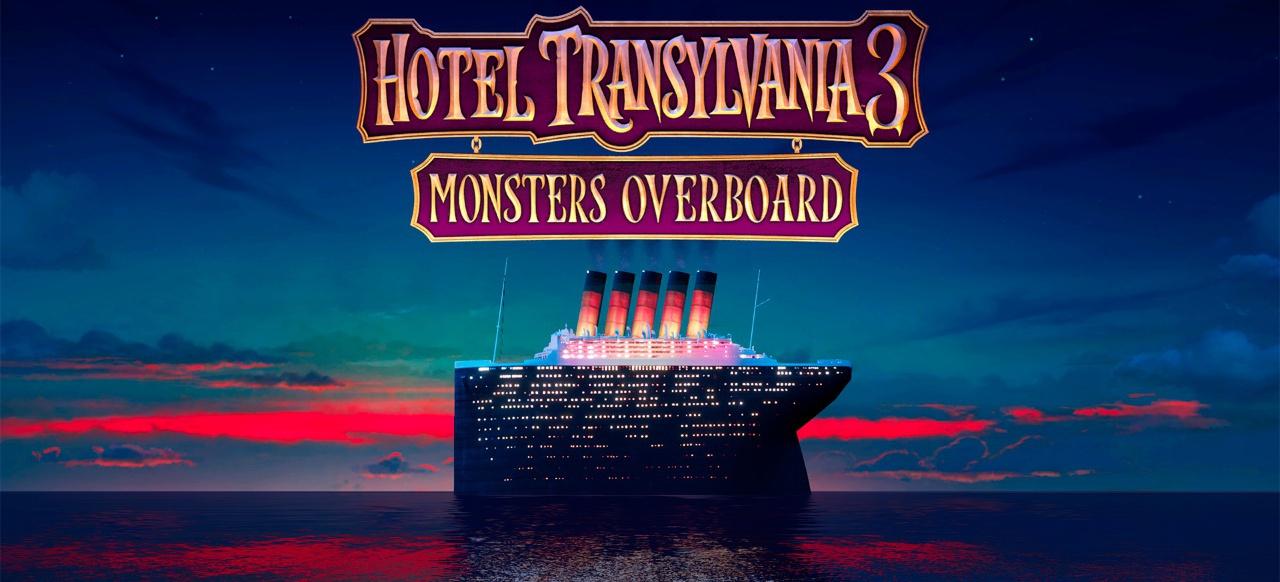 Hotel Transsilvanien 3: Monster über Bord (Action) von Bandai Namco Entertainment Europe