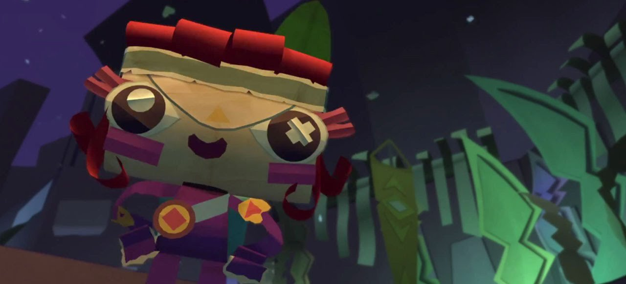 Tearaway Unfolded (Action) von Sony