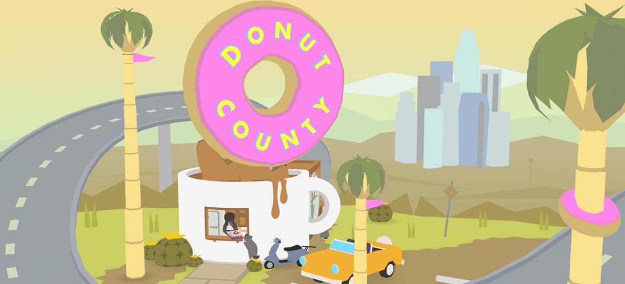 Donut County (Geschicklichkeit) von Annapurna Interactive