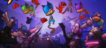 Claws of Furry: Arcade-Beat'em-Up mit Ninja-Katzen für PC, Switch und Xbox One