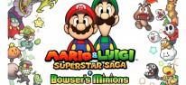 Mario & Luigi: Superstar Saga + Bowsers Schergen: Trailer zeigt den Schergen-Modus