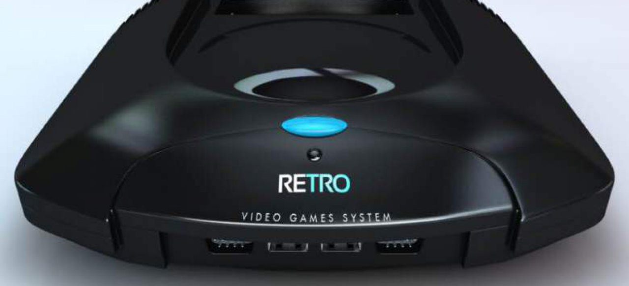 Retro Video Game System (Hardware) von Mike Kennedy, Steve Woita, John Carlsen
