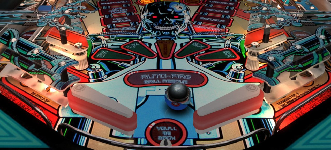 The Pinball Arcade (Geschicklichkeit) von System 3 / Koch Media