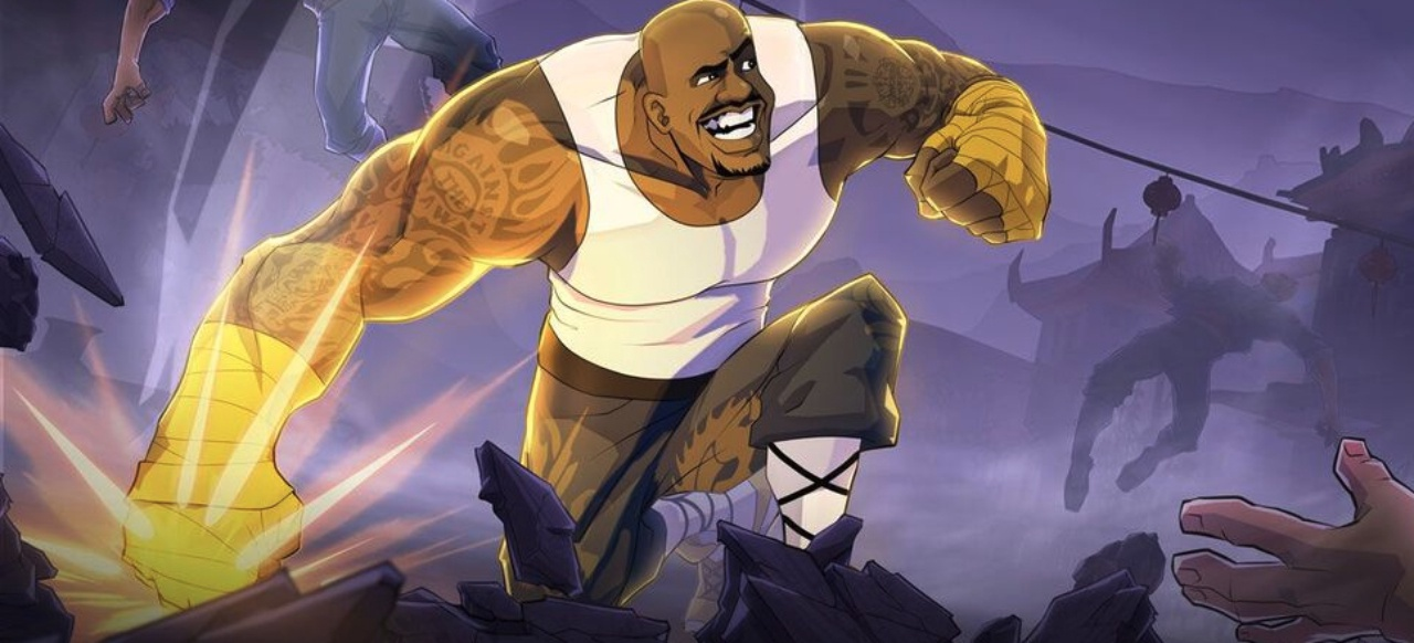 Shaq Fu: A Legend Reborn (Action) von