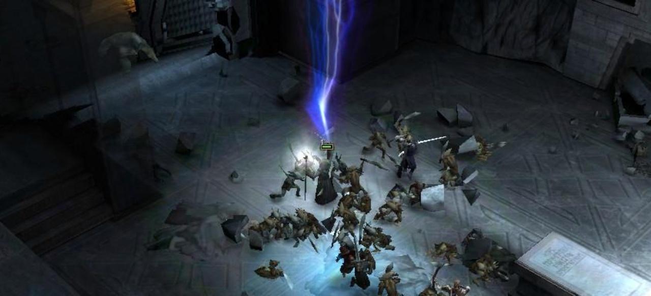 Der Herr der Ringe: Die Schlacht um Mittelerde (Strategie) von Electronic Arts