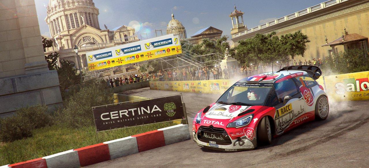 WRC 6 (Rennspiel) von Big Ben Interactive