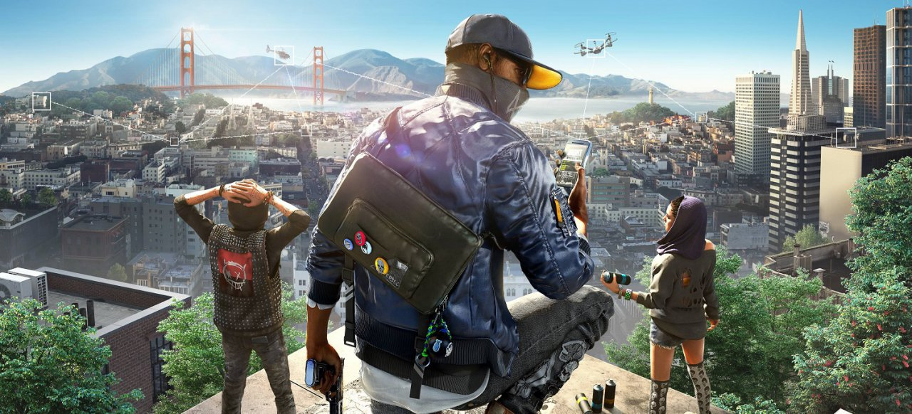 Watch Dogs 2 (Action) von Ubisoft