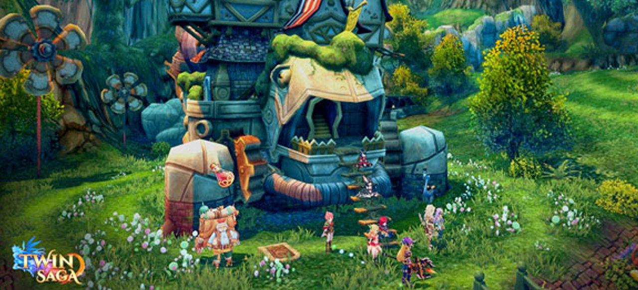 Twin Saga (Rollenspiel) von Aeria Games