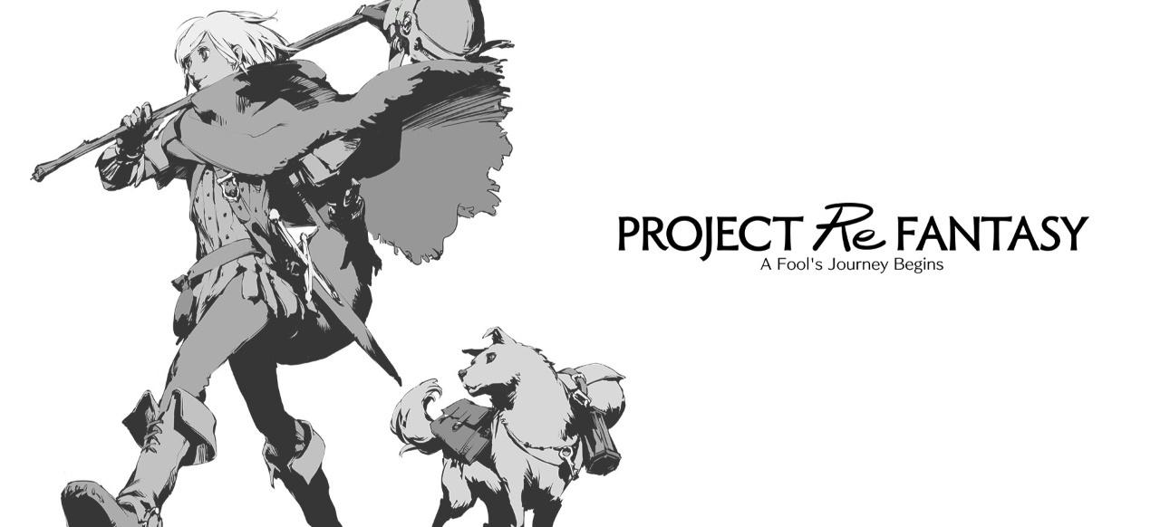 Project Re Fantasy (Rollenspiel) von SEGA