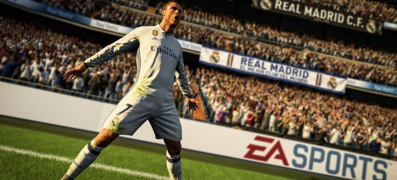 FIFA 18 (Sport) von Electronic Arts