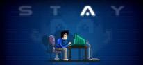 Stay: Start des ungewöhnlichen Pixel-Thrillers auf PS4 und Switch