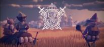 For The King: Strategie-Rollenspiel beendet Early Access mit einem frostigen Abenteuer