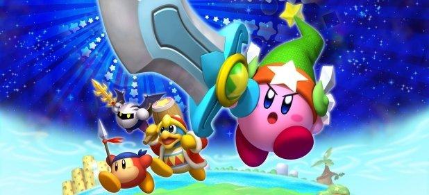 Kirby's Adventure Wii (Geschicklichkeit) von Nintendo