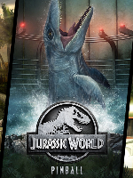 Alle Infos zu Jurassic World Pinball (PlayStation4,PlayStation4Pro)