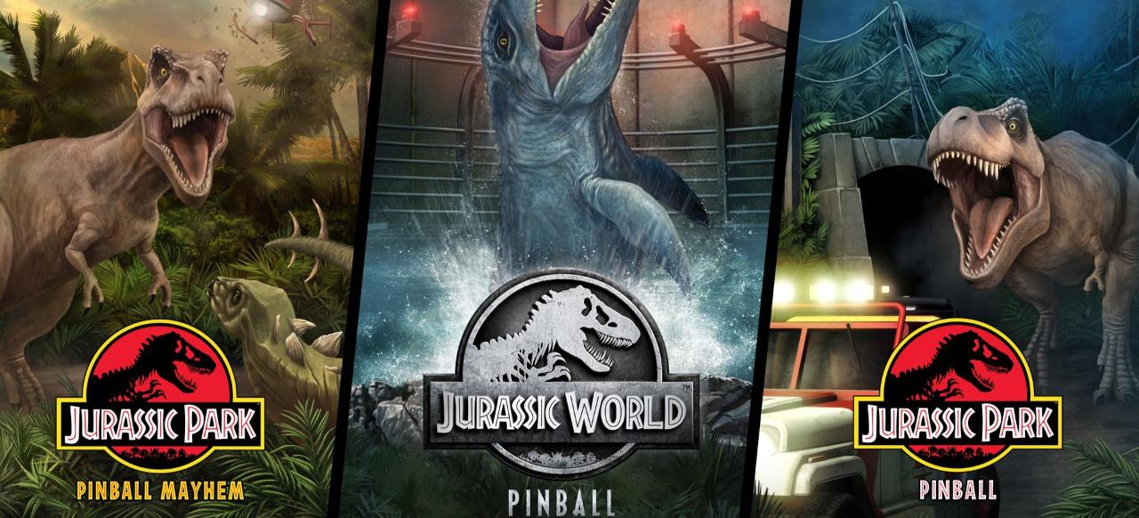 Jurassic World Pinball (Geschicklichkeit) von Zen Studios