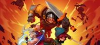 Has-Been Heroes: Launch-Trailer zum Mix aus Rundentaktik und Echtzeit-Strategie