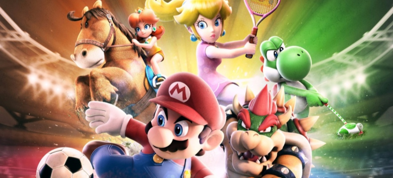 Mario Sports Superstars (Sport) von Nintendo