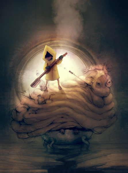 Alle Infos zu Little Nightmares (PlayStation4)