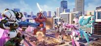 Override: Mech City Brawl: 3D-Robo-Action steht in den Startlöchern